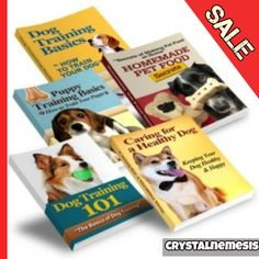 Dog Training Essentials Ultimate + Dog Care Ebook PDF FREE SHIPPING PET PUPPY S