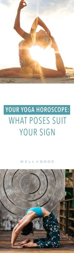 Your yoga horoscope: which pose suits you best