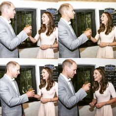 Prince William, Duke of Cambridge and Catherine, Duchess of Cambridge visit Healey's Cornish Cider Farm, a thriving local business celebrating its 30th anniversary and one of the area's top tourist attractions on September 1, 2016 in Truro, United Kingdom.