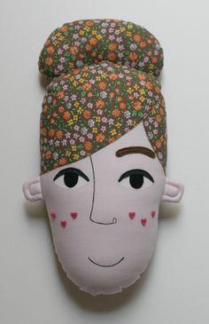 POLLAZ: new pillow faces