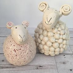 Sue & Dave were ravers in the 90's #baa #handmadeceramics #sheep #ravers #makersgonnamake #homedecor #sculpture #clay #clayanimals… Fish Sculpture, Pottery Sculpture, Ceramic Animals, Clay Animals, Cement Crafts, Clay Crafts, Ceramic Clay, Ceramic Pottery, Pottery Houses