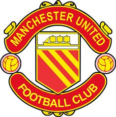 Manchester United Football Club | Country: England, United Kingdom. País: Inglaterra, Reino Unido. | Founded/Fundado: 1878 | Badge/Escudo: 1960 - 1973. Second Version.