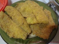 My fried fish recipe! Read More.