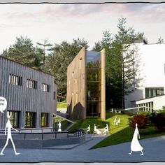 Dostavba múzea Alvara Alta