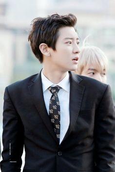 180116 in Dubai Baekyeol, Chanbaek, Park Chanyeol Exo, Kyungsoo, Exo Album, Exo Members, Husband Love, Beautiful Men, Beautiful People