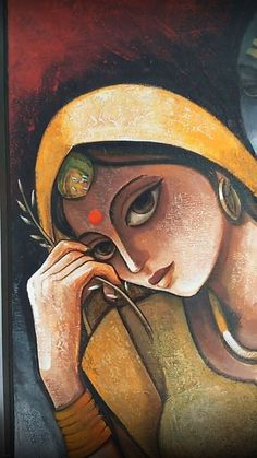When it comes to oil pastel paintings for beginners, the above-mentioned are probably the best picks. For a beginner, there is no pastel painting idea that Oil Pastel Paintings, Oil Pastel Art, Indian Art Paintings, Modern Art Paintings, Oil Pastel Drawings, Horse Paintings, Abstract Paintings, Abstract Art, Buddha Painting