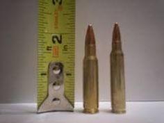 Resultado de imagen para cartucho 6.8 x43 remington spc