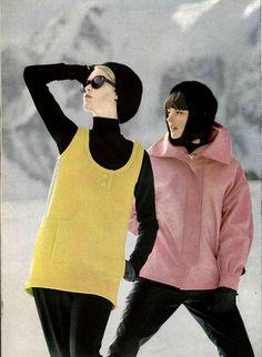 1970's Ski Fashion | Flickr - Photo Sharing!