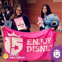 En Córdoba las chicas de Mercedarias más cerca de #Disney! #promoTeam2016 #enjoy15!