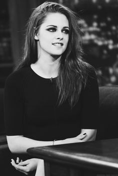 I don't like her,  but I like this picture of her. Kristen Stewart #Kristen #Stewart