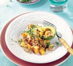 Gevulde avocado's met garnalen - Recept - Jumbo Supermarkten