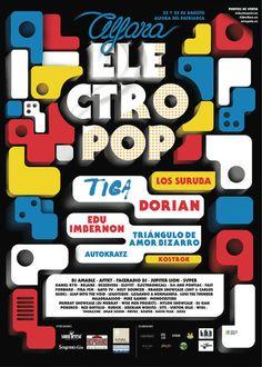 Entradas para Festival Electropop Alfara 2014 en Recinto Electropop alfara, Alfara del Patriarca el 22 de agosto 2014 en notikumi