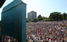 Wimbledon 2015: where to watch SW19 on big screens Wimbledon  #Wimbledon