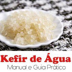 Os grãos de Kefir de água são pequenos, translúcidos ou caramelos (dependendo do açúcar que você usa) e tem a aparência de micro cristais. Quando bem cultivados produzem uma rica bebida probiótica e continuam crescendo indefinidamente. Preparar o Kefir de Água é super simples. Os grãos são cultivados em água adoçada com açúcar ou rapadura …