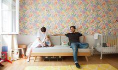 Chambre Enfant Appartement Paris Charles Compagnon et Gesa Hansen