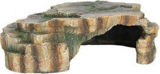 Livraison offerte dès 39€ pour l'achat de Grotte pour reptile plate -5€ de réduction sur votre première commande. Reptiles, Plate, Decoration, Firewood, Aquarium, Texture, Products, Caves, Cave