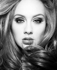 Adele.+ Información sobre nuestro CURSO: http://curso-maquillaje.es/msite-nude/index.php?PinCMO
