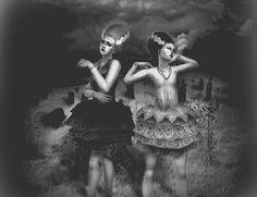 Brides of Frankenstein! | Flickr - Photo Sharing!