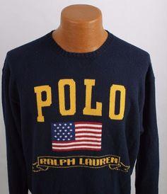 afbafefd47e Polo Ralph Lauren Crewneck Regular L Sweaters for Men