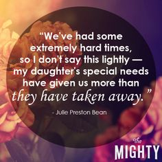 THE MIGHTY: 35 Secrets of Being a Special Needs Parent - Quote #6