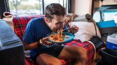 How Pete Kostelnick Ate 13,000 Calories a Day While Running Across America
