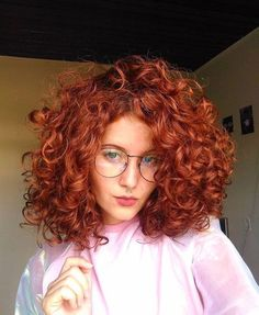 Super Hair Care Curly 53 Ideas - All For Hair Color Trending Hair Care Oil, Curly Hair Care, Curly Hair Styles, Natural Hair Styles, Frizzy Hair, Dark Curly Hair, Curly Ginger Hair, Thin Hair, Blonde Hair