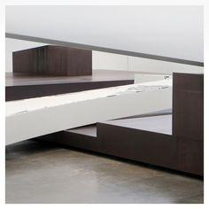 Michael Heizer - Altars [Gagosian Gallery, 2015]