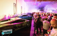 A little snap of what you missed at @thewrapinstallers The Big Reveal this year at SEMA - great new films from @arlonautomotive @hexisusa @kpmfusa @adgraphics_na @apaamerica - Tag @wrapfolio and @thewrappromoter with your SEMA shots   Promoting Wrappers Around the World   Are You On The Map?   WEB: http://ift.tt/1fC1vAh FB: http://ift.tt/1D7uQxf TWITTER: http://www.twitter.com/wrappermapper  #wrappermapper #worldwraps #wrappers #carwraps #carwrap #vehicle #vehiclewrap #sportscar #exotic…