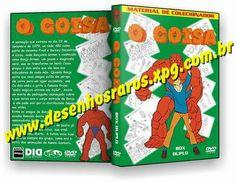 Desenho O COISA DUBLADO EM PORTUGUÊS. Garantia 100% de ENTREGA em MÃOS.  Dúvidas e Informações aqui: desenhosraros2005-livre@yahoo.com.br