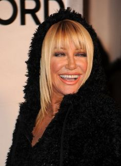 Famous breast cancer survivors  Actress & Author Suzanne Somers