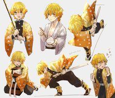 Manga Anime, All Anime, Anime Guys, Demon Slayer, Slayer Anime, Character Drawing, Game Character, Anime City, Kawaii Anime
