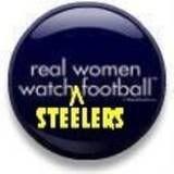 Real Women Watch Steelers Football