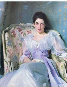 """Lady Agnew""    John Singer Sargent"