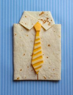 Father's Day Shirt Tortilla Recipe