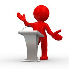 Need help for Official Presentation speech?