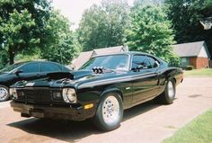 1974 Plymouth Duster Maintenance/restoration of old/vintage vehicles: the material for new cogs/casters/gears/pads could be cast polyamide which I (Cast polyamide) can produce. My contact: tatjana.alic@windowslive.com