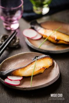 Miso Cod (Black Cod with Miso) 西京焼き Cod Recipes, Fish Recipes, Seafood Recipes, Asian Recipes, Cooking Recipes, Game Recipes, Vietnamese Recipes, Chinese Recipes, Meatball Recipes