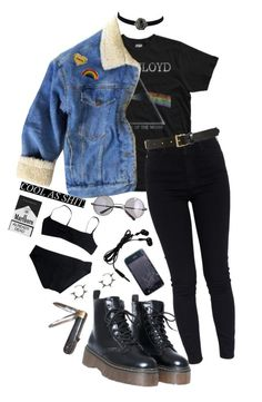 grunge is always a good idea Retro Outfits, Grunge Outfits, Cute Casual Outfits, Grunge Fashion, Vintage Outfits, Fashion Outfits, Aesthetic Fashion, Aesthetic Clothes, Mode Grunge