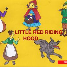 International Sign Language International Sign Language, International Signs, Red Riding Hood, Little Red