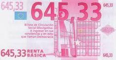 LOS PRINCIPIOS: La Renta Básica como solución integral