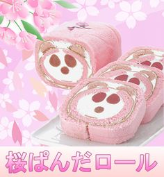 panda cake roll