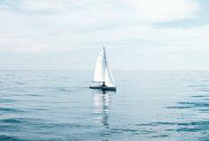 Sailing the clam seas