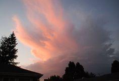 glorious fractal sunrise