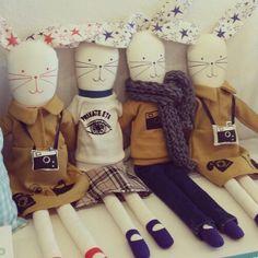 Miko Design, lovely dolls!