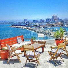 Coffee time from #Tyre Lebanon #WeAreLebanon
