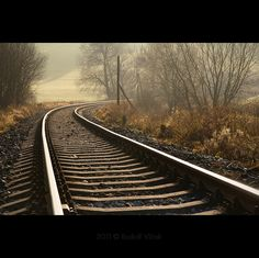 Track Photography by d o l f i, via Flickr