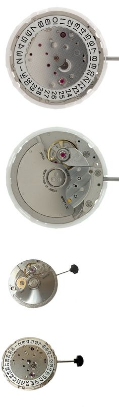 Movements 57720: Brand New Miyota 9015 Automatic Watch Movement - Usa Seller -> BUY IT NOW ONLY: $89 on eBay!