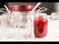 White Chocolate Raspberry Truffles - Garnish & Glaze