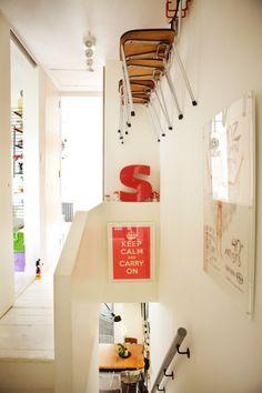 Freunde von Freunden — Jo Sindle & Kyle Stewart — Shop Owners at Goodhood, East End, London  — http://www.freundevonfreunden.com/interviews/...