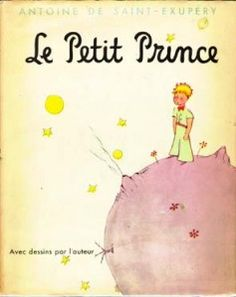 Le Petit Prince by Antoine de Saint-Exupéry - A darling novella about a strange Little Prince, childhood, and imagination. The illustrations are delightful!